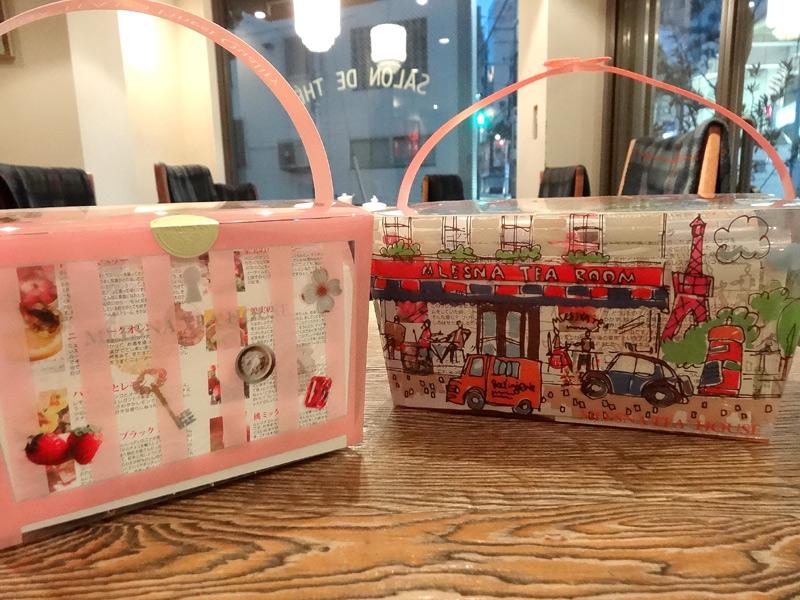 色々な種類が楽しめる詰め合わせ。左)INDIVI BOX 16種類 ¥2,052 右)BEST INDIVI 30種類 ¥3,780